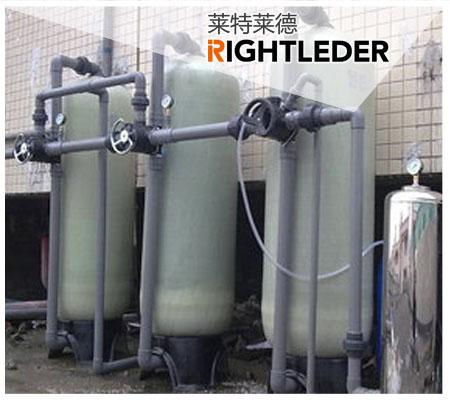 宁波市某制药企业蒸汽锅炉软化水设备系统项目