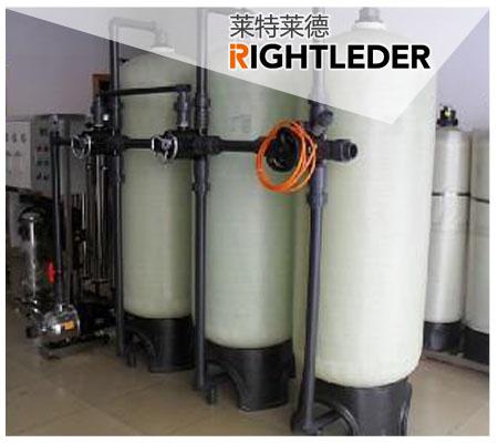 锦州市某大型洗浴中心配套锅炉软化水设备项目