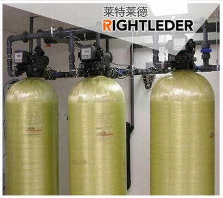 全自动100T/H软化水设备
